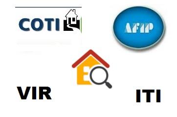 ¿Qué es y cómo obtener el COTI y el VIR?