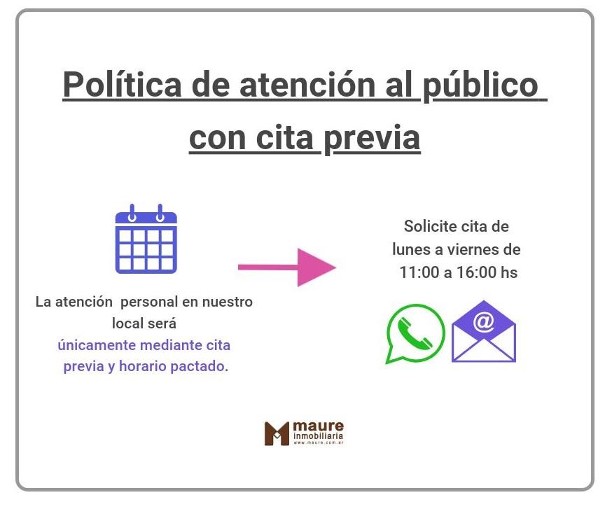 Protocolo de atención al público